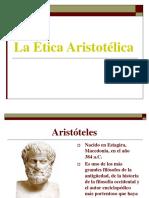 739117156.La Ética Aristotélica