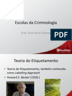 Criminologia Teoria Do Etiquetamento
