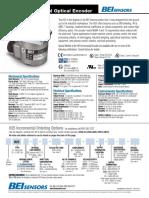 h25 Optical Incremental_encoder TOLKO STRANDER