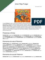 Trucos Para Pokemon Rojo Fuego 24592 Nz0rkx