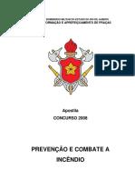 Apostila Prev Comb Inc CFC