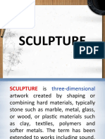 Humanities Bsit 1C Sculpture