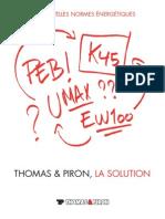 Thomas&Piron - Normes énergétiques