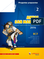 │EC│ GEOGRAFIA 2 ANUAL BCF - ADUNI 2016