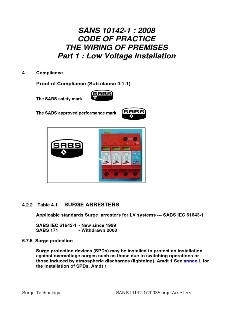 Pleasant Wiring Code Sans 10142 Pdf Basic Electronics Wiring Diagram Wiring Database Gramgelartorg