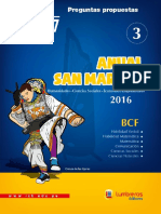 │EC│ GEOGRAFIA 3 ANUAL BCF - ADUNI 2016