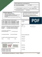 Matematica 6 e 7 Ano