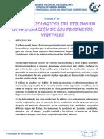 Informe 05 Práctica de Fisiología Pst Cosecha