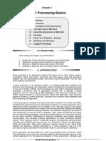 BCA-124 Office Automation (W,E,P,A)