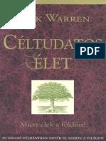 Rick Warren-Céltudatos élet.pdf