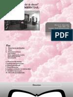 Silitrari MKL-133 Plan de Afaceri Centru Comercial