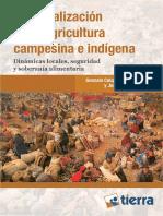 Libro Marginalización - Capitulo 1 Estado de Situación de La Agricultura Campesina e Indígena