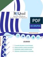 REQUAL - Modulo 5 - Os Grupos (1)