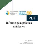 Guía Nutrientes respuestas UCT