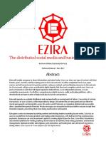 Ezira Technical Manual