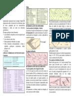 Unidad Vi Cartografiado de Planos Geológicos Superficiales (Resumen)