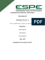 Informe de Proyecto Con Tda