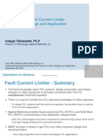 Fault Current Limiters - Design and Application - IEEE Thailand Sep. 2015 - Rev2