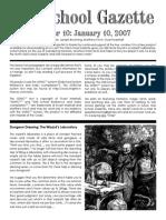 Old-School Gazette #10 (OSRIC)