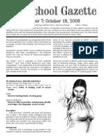 Old-School Gazette #07 (OSRIC)
