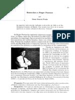 Una Entrevista a Roger Penrose