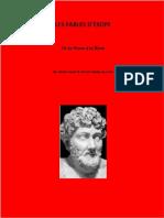 Les fables d'Esope revisitées (De la prose à la rime).pdf