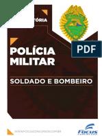 01.Lingua Portuguesa - Apostila Polícia Militar Do Paraná - Pmpr - Focus 2016