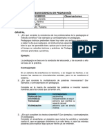 Pseudociencia Pedagogia II