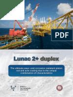 leaflet Lunac 2+ duplex applied to hydraulics nov 2014