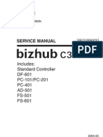 bizhubC350FieldService