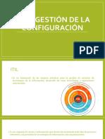 ITIL Y Gestión de La Configuración