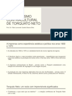 O Jornalismo Contracultural de Torquato Neto