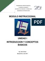 Mòdulo 1. Introduccion y Conceptos BASICOS