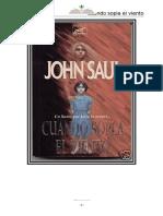 Saul John - Cuando Sopla El Viento