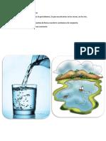 Estado Líquido Del Agua