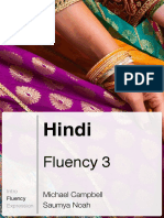 Campbell Michael, Noah Saumya.-glossika Hindi Fluency 3_ Complete Fluency Course