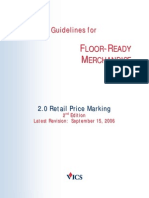 FRM Guidelines-2.0 Retail Price Marking September 15 2006