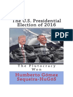The U.S. Presidential Election of 2016