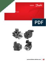 Series 45 Piston Pump