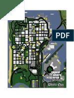 Mapas Fotos y Ostras San Andreas