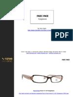 Face a Face Eyeglasses