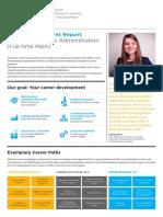 Employment Report Ftmba