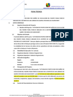 FICHA TECNICA Enrocado Pumapuncco
