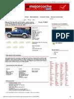 Nissan Pick-Up Pick-up 4x4 Doble Cabina Navara 2.5 Td Diesel 133 CV Manual Segunda Mano Avila 180.000 Km Del Año 2004 - Elmejorcoche