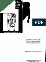 Entrance Into the Supreme Doc Tirne 1