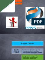 Debate Guidebook