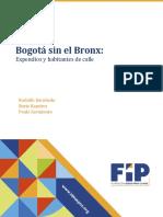Bogotá Sin El Bronx