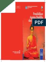 Kelas VII Buddha BS Cover. Database Dadang JSN