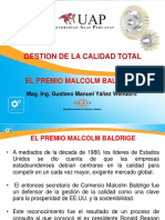 10.- El Premio Malcolm Baldrige