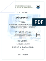 Grupo 9 Endodoncia